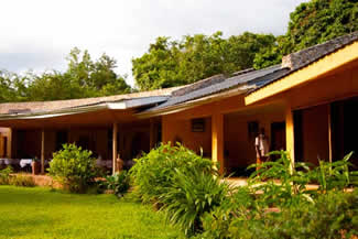 Kibale Lodges