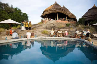 Lake Mburo Lodges