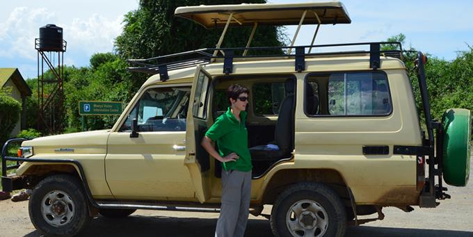 Safari Landcruiser big