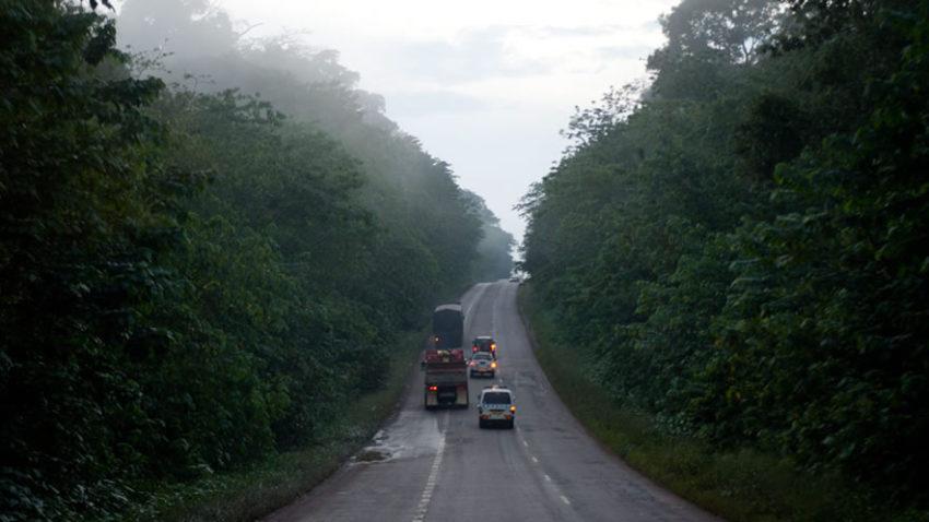 driving in uganda