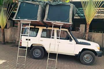 2 Tented Landcruiser - Home