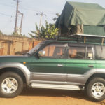 Landcruiser Roof Tent 150x150 - Can I Rent A Car In Uganda With Expired or Expiring Driving License?