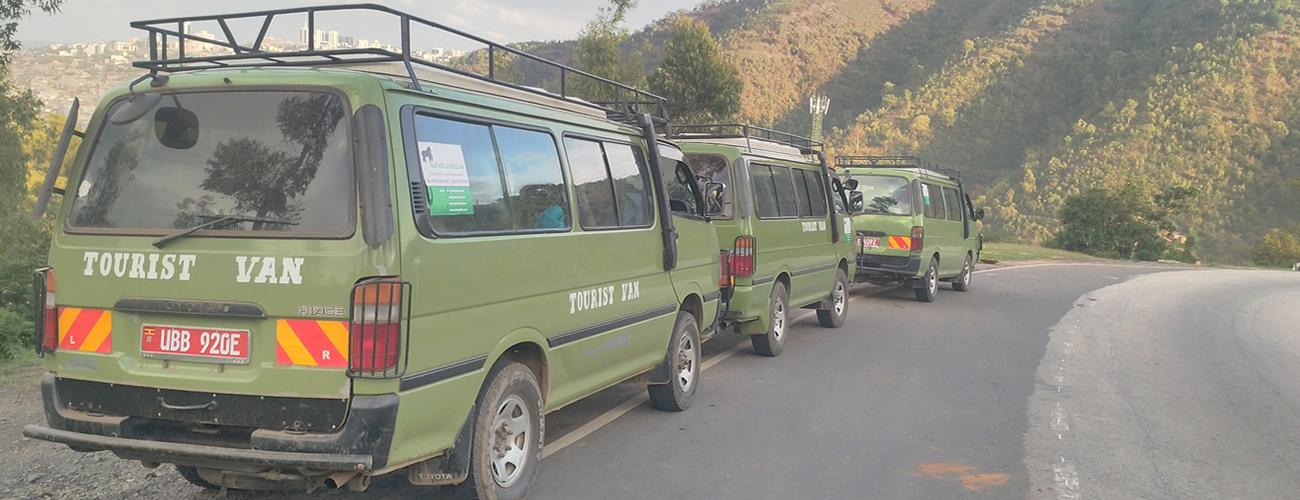 Safari Van Banner