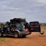 Rooftop Tent Land cruiser