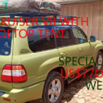 special offer land cruiser v8 with a rooftop tent 150x150 - Things To Know For a Successful Road Trip In Uganda