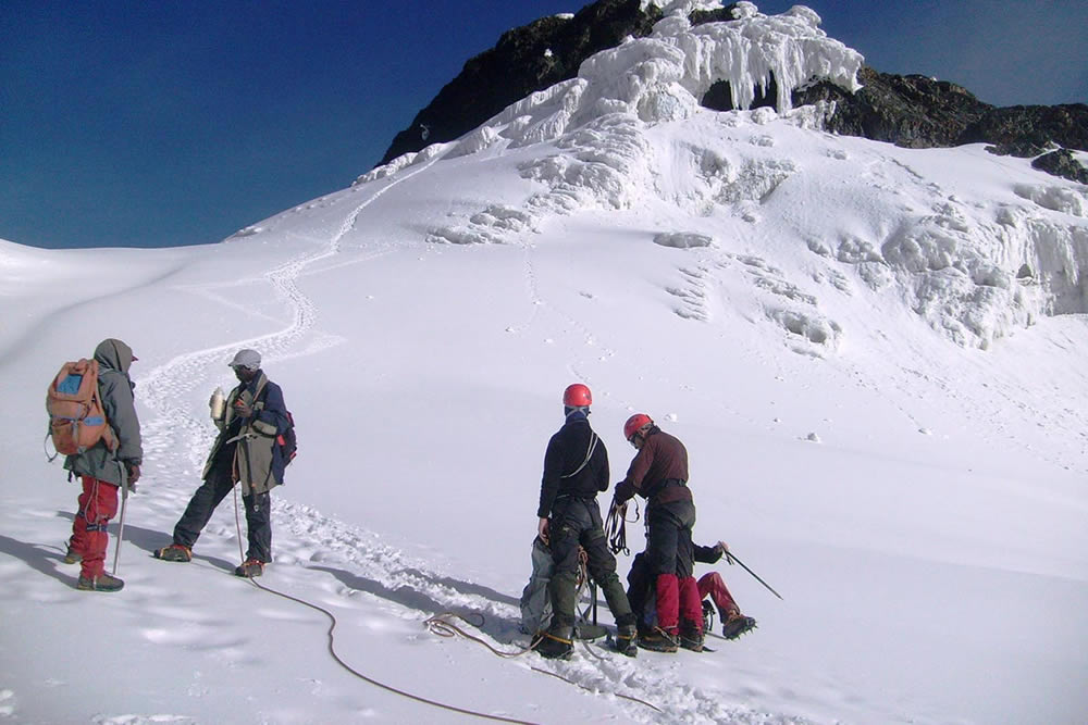 Hiking The Rwenzori Mountain